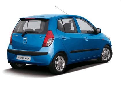 2008 Hyundai i10 3