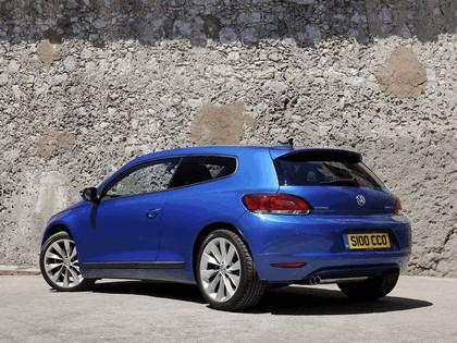 2008 Volkswagen Scirocco - UK version 14