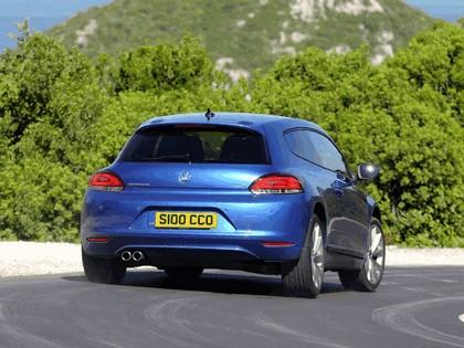 2008 Volkswagen Scirocco - UK version 23