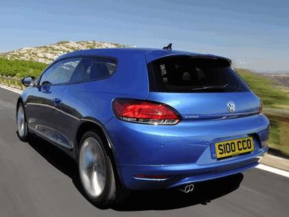 2008 Volkswagen Scirocco - UK version 24
