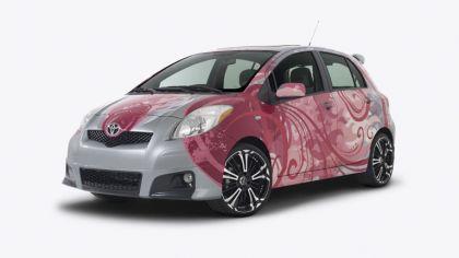 2009 Toyota Hard Kandy Yaris 4