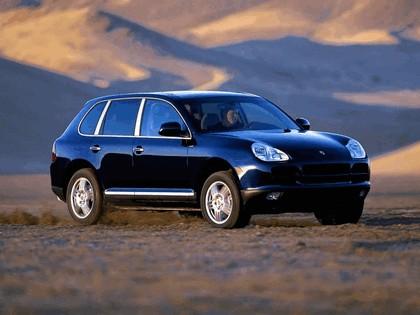 2004 Porsche Cayenne S 1