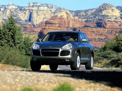 2004 Porsche Cayenne Turbo 3