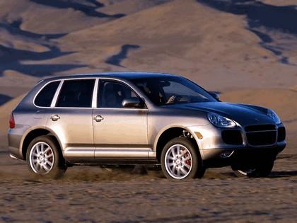 2004 Porsche Cayenne Turbo 6