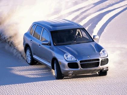 2004 Porsche Cayenne Turbo 9