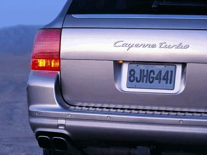2004 Porsche Cayenne Turbo 12