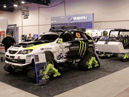 2009 Subaru Impreza WRX STi Trax 2