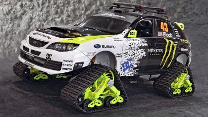 2009 Subaru Impreza WRX STi Trax 7
