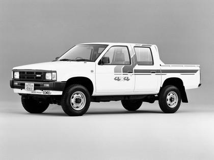 1985 Nissan Datsun 4WD double cab ( D21 ) 1