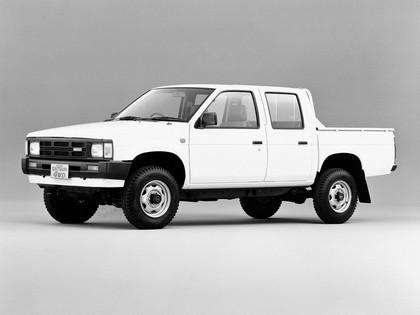 1985 Nissan Datsun 4WD double cab ( D21 ) 2