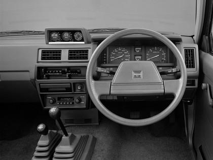 1985 Nissan Datsun 4WD double cab ( D21 ) 6