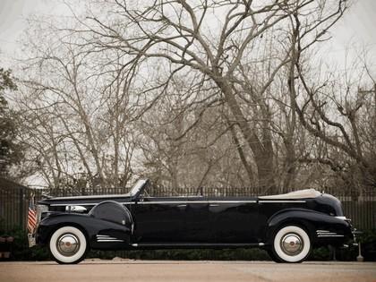 1938 Cadillac V16 Presidential Convertible Limousine 2