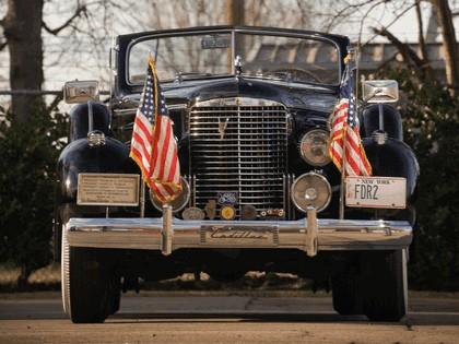 1938 Cadillac V16 Presidential Convertible Limousine 4