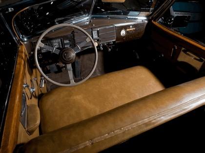 1938 Cadillac V16 Presidential Convertible Limousine 6