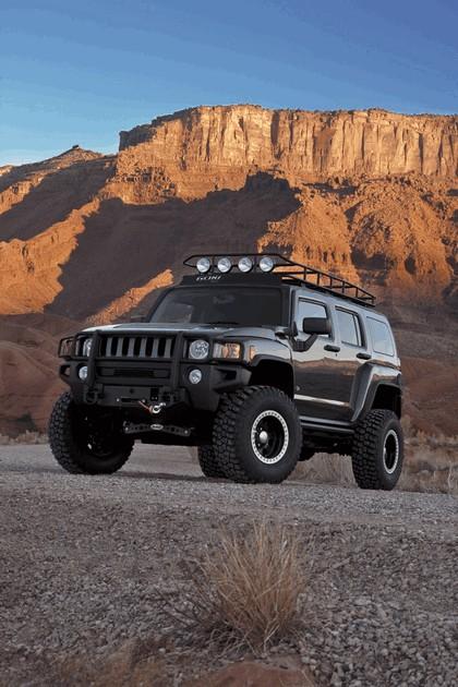 2009 Hummer H3 Moab concept 1