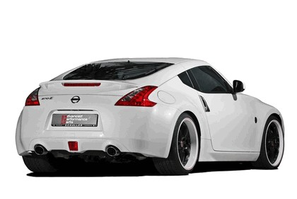 2009 Nissan 370Z by Advanced Performance Parts 2