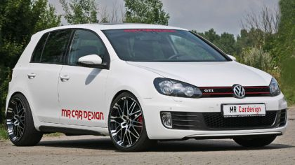 2009 Volkswagen Golf VI GTI by MR Car Design 8