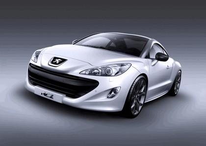2009 Peugeot RCZ Limited Edition 2