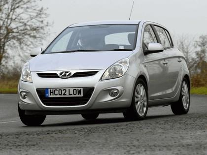2008 Hyundai i20 5-door - UK version 2