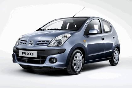 2008 Nissan Pixo 1
