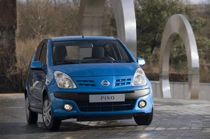 2008 Nissan Pixo 20