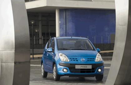 2008 Nissan Pixo 22