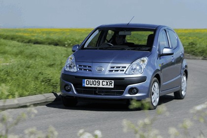 2008 Nissan Pixo 37