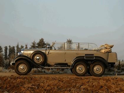 1934 Mercedes-Benz G4 2