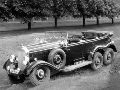1934 Mercedes-Benz G4 5