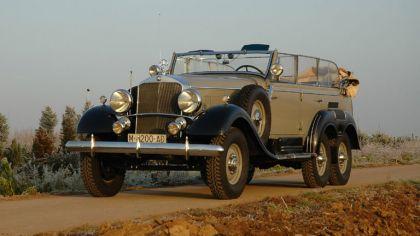 1934 Mercedes-Benz G4 4