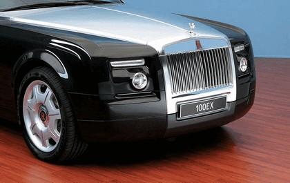 2004 Rolls-Royce 100EX concept 11