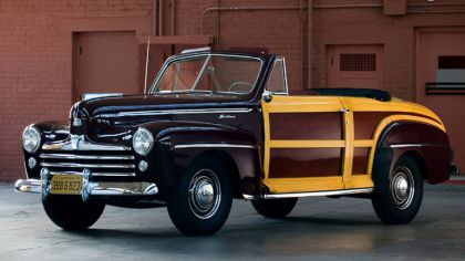 1947 Ford Super Deluxe Sportsman convertible 3