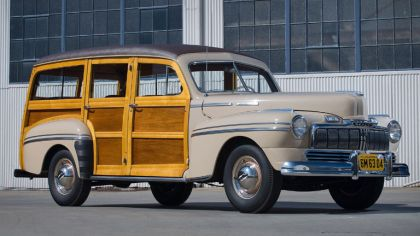 1948 Mercury Station Wagon 7