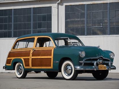 1949 Ford Custom Station Wagon 1