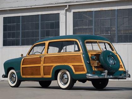 1949 Ford Custom Station Wagon 2