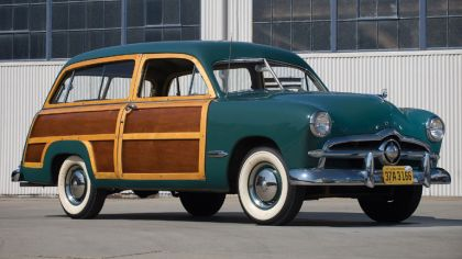 1949 Ford Custom Station Wagon 5