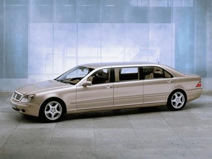 2001 Mercedes-Benz S600 ( W220 ) Pullman 1