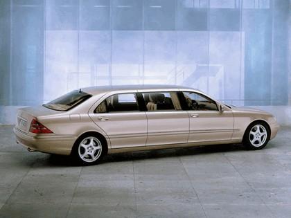 2001 Mercedes-Benz S600 ( W220 ) Pullman 2