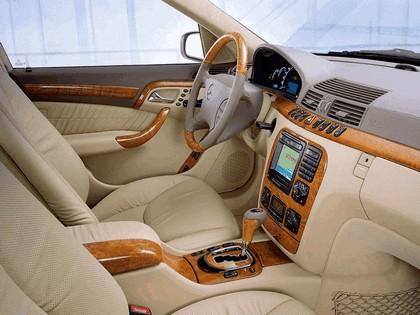 2001 Mercedes-Benz S600 ( W220 ) Pullman 3