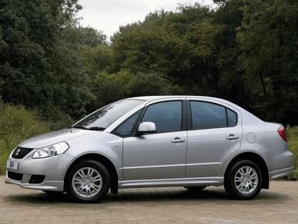 2009 Suzuki SX4 sedan - UK version 1