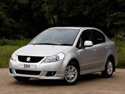 2009 Suzuki SX4 sedan - UK version 2