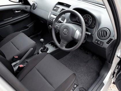 2009 Suzuki SX4 sedan - UK version 4