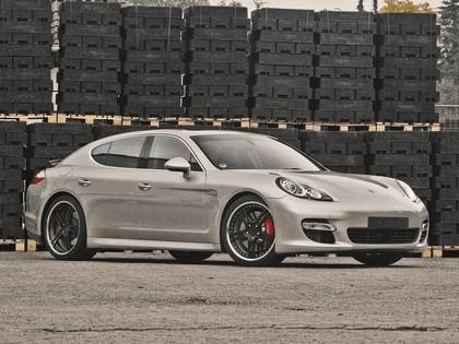 2009 Porsche Panamera Turbo by mcchip-dkr 3