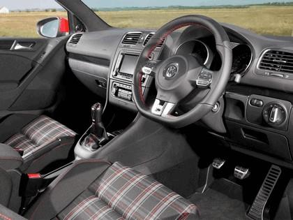 2009 Volkswagen Golf VI GTI 3-door - UK version 11