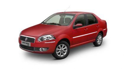 2008 Fiat Siena 7