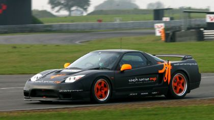 2009 Honda NSX by John Danby Racing 7