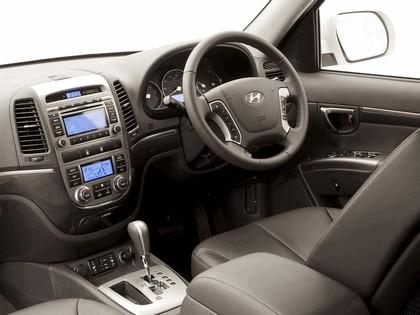2009 Hyundai Santa Fe - UK version 4