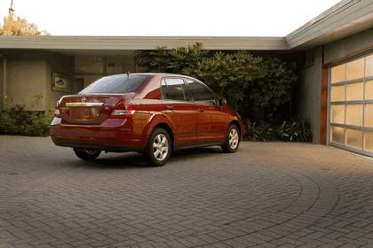 2010 Nissan Versa sedan 3