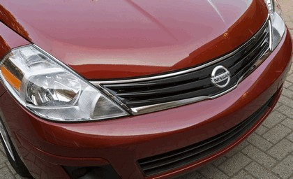 2010 Nissan Versa sedan 15