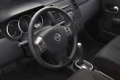 2010 Nissan Versa hatchback 25